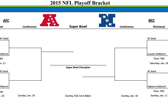 "... Results for ""Printable Nfl Playoff Bracket 2015"" – Calendar 2015"