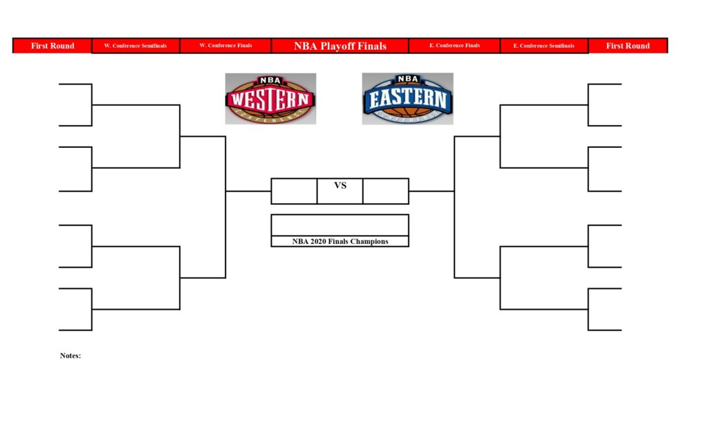 It is a graphic of Inventive Nfl Playoff Bracket 2020 Printable